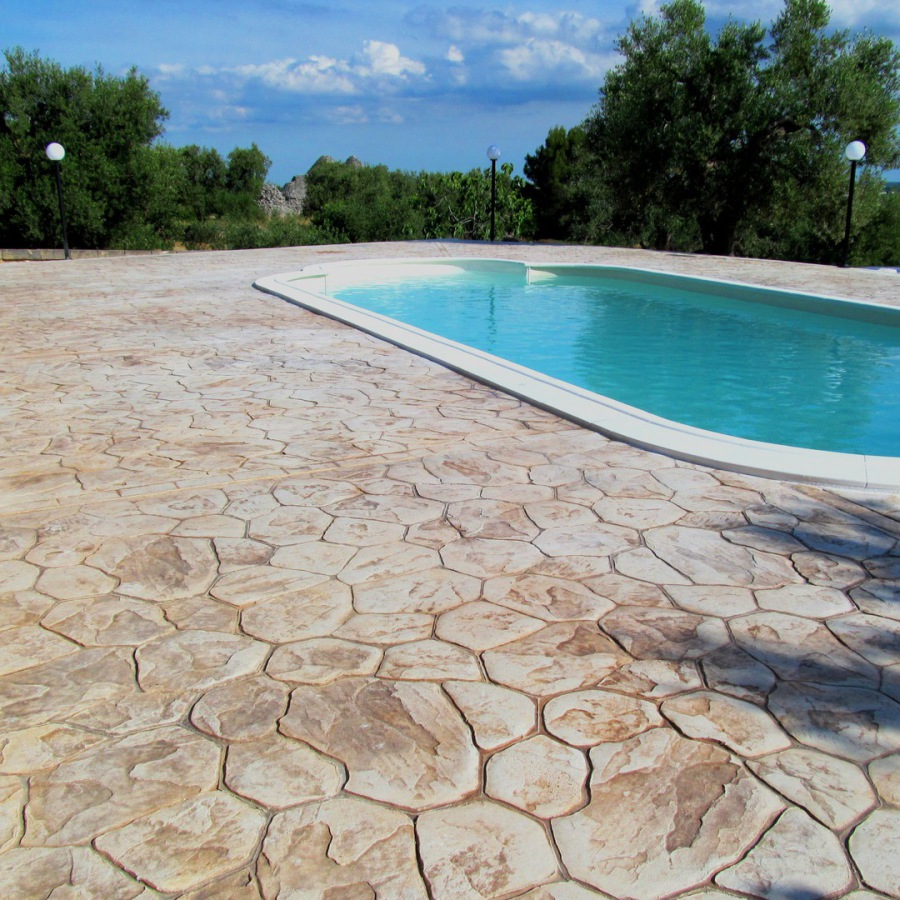 Petito pavimentazioni a veglie del taglia piscine - Del taglia piscine ...